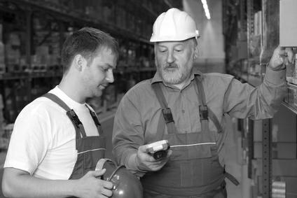 Auftragseingänge im Verarbeitenden Gewerbe auf Vormonatsniveau